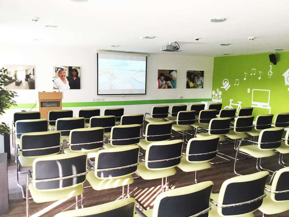 Audio Visual Solutions for Training