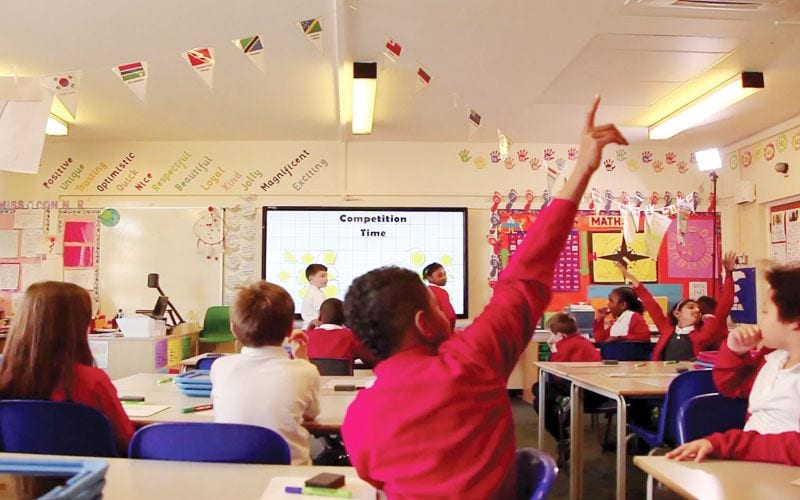 How Audio Visual Assists Education