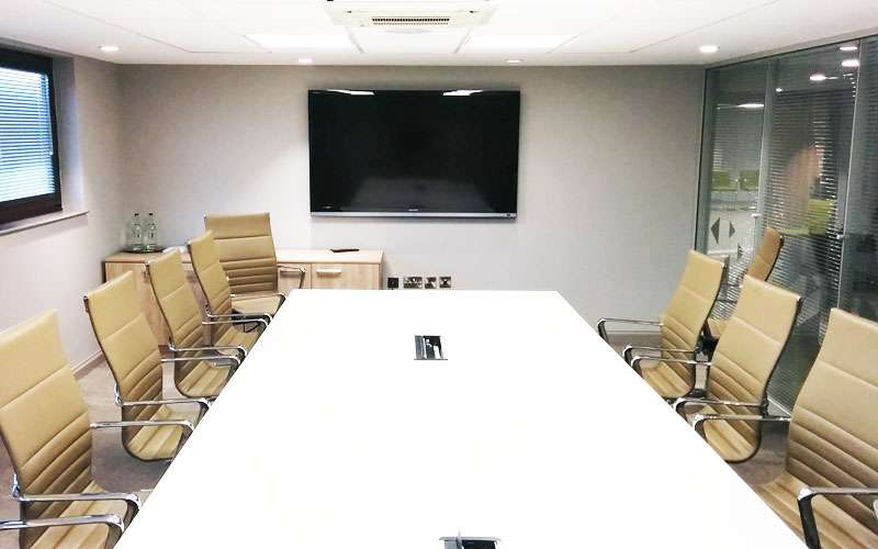 AV Room Integration for Video Conferences