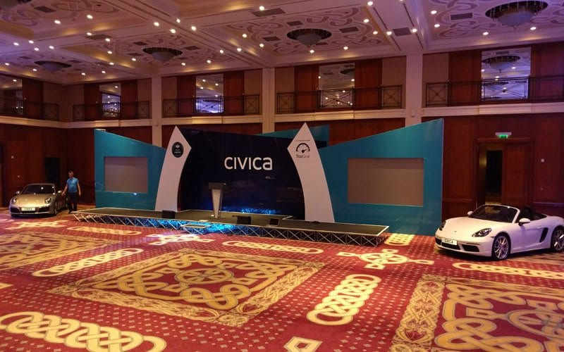 Civica Event Conference