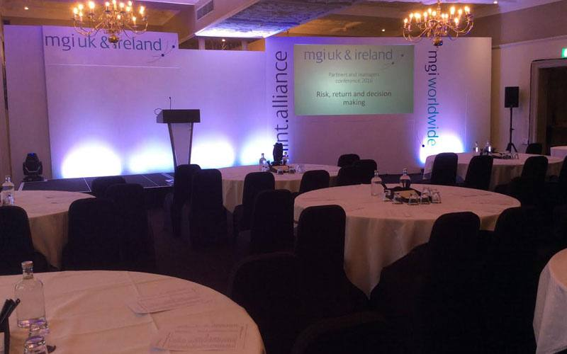 MGI Uk & Ireland Conference Event