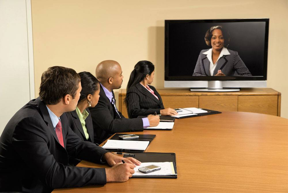 Large Video Conference Equipment